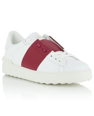 Sneakers mit Colourblock-Detail Open VALENTINO