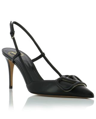 VLOGO stiletto heels leather pumps VALENTINO