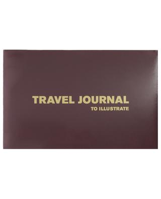 Carnet de notes Travel Journal To Illustrate SUPEREDITIONS