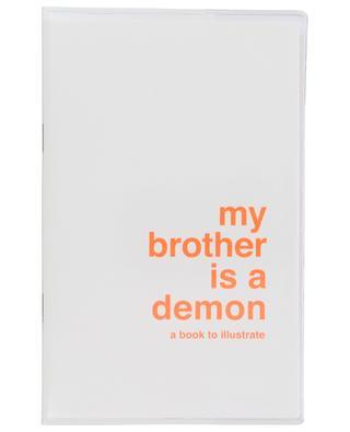 Livre à illustrer My Brother Is A Demon SUPEREDITIONS