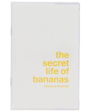 Livre à illustrer The Secret Life Of Bananas SUPEREDITIONS