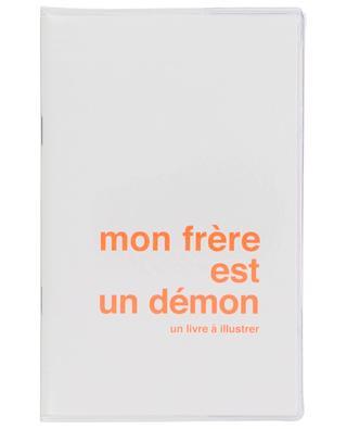 Buch zum Illustrieren Mon Frère Est Un Démon SUPEREDITIONS