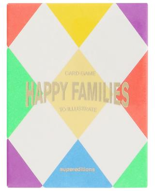 Happy Families card game to illustrate SUPEREDITIONS