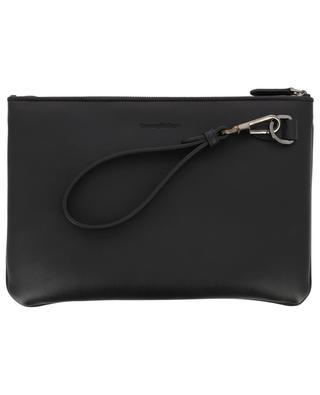 Braided leather small portfolio Z ZEGNA