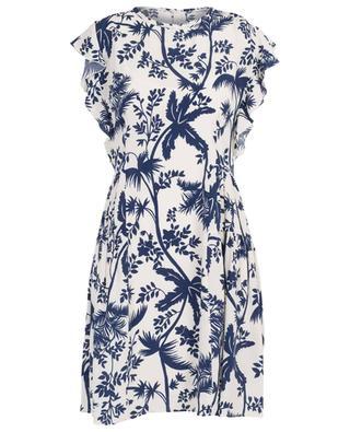 Cantone short viscose dress IBLUES