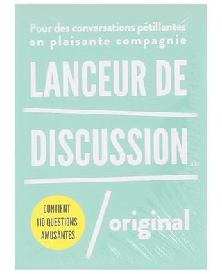 Kartenspiel Lanceur de Discussion KYLSKAPSPOESI
