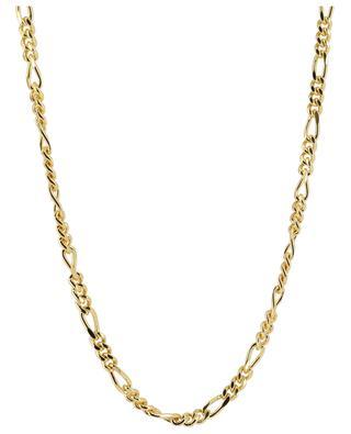 Vergoldete Halskette mit unregelmässiger Perle TIMELESS PEARLY