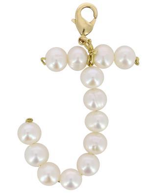 Pendentif doré avec perles d'eau douce Alpha J TIMELESS PEARLY