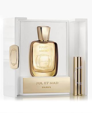 Fugit Amor High Luxury Gold Edition perfume - 50 ml - 7 ml JUL ET MAD PARIS