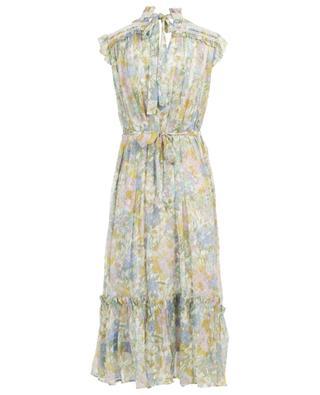 Super Eight sleeveless floral midi dress ZIMMERMANN
