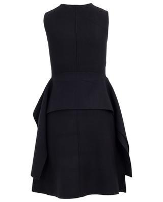 Viscose blend sleeveless short dress VICTORIA BY VICTORIA BECKHAM