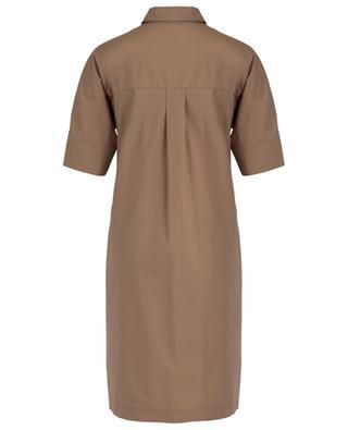 Short-sleeved shirt dress FABIANA FILIPPI