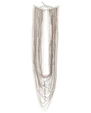 Aurora rhinestone necklace FABIANA FILIPPI