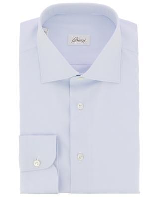 Hemd mit fein texturierten Streifen Brunico BRIONI