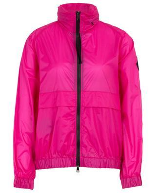 Jacke aus rosa Nylon Groseille MONCLER