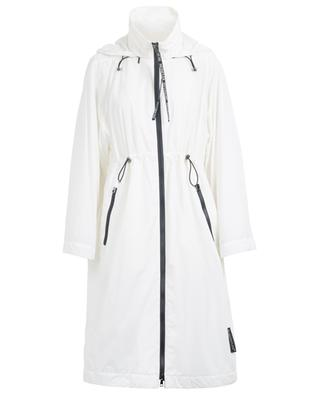 Fer hooded water repellent coat MONCLER