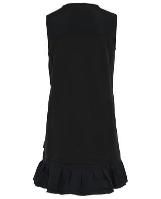 Kurzes ärmelloses Kleid mit Rüschen MONCLER