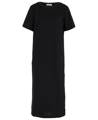 Cotton midi T-shirt dress MONCLER