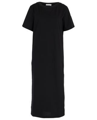 Midilanges T-Shirt-Kleid aus Baumwolle MONCLER