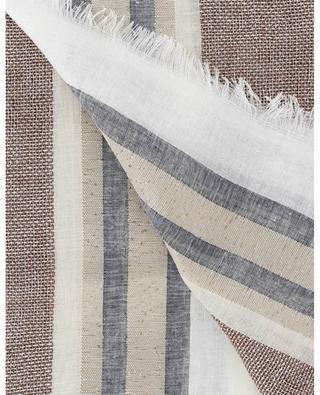 Striped scarf FABIANA FILIPPI