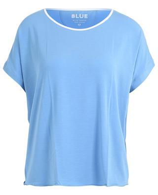 Kurzes Loungewear-Top BLUE LEMON