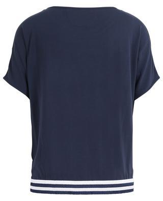 T-shirt en modal mélangé Stella BLUE LEMON