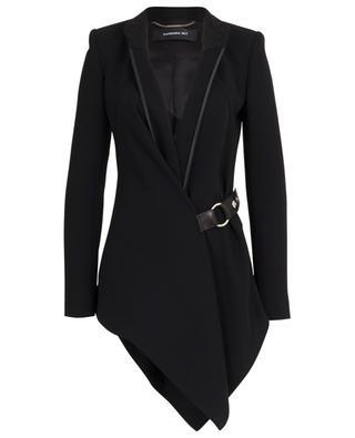 Asymmetrical crepe jacket BARBARA BUI