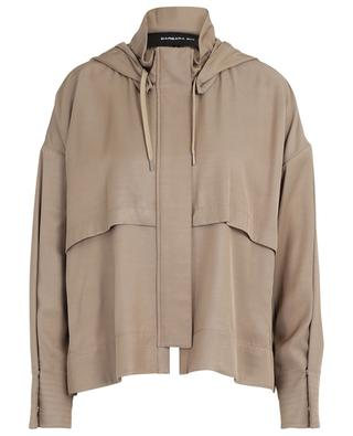 Lightweight hooded jacket BARBARA BUI