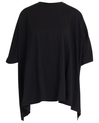 Oversized T-shirt with back opening BARBARA BUI