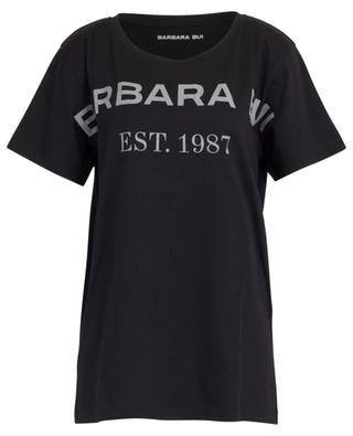 Printed cotton T-shirt BARBARA BUI