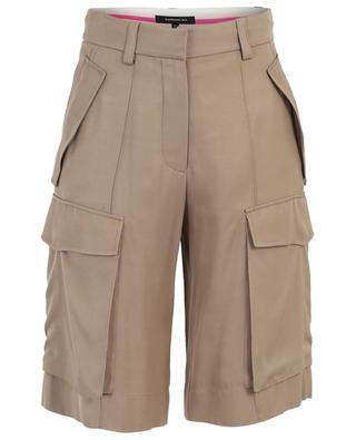 Cargo spirit viscose shorts BARBARA BUI
