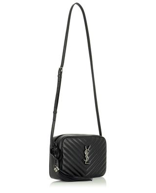 Lou Camera quilted leather shoulder bag SAINT LAURENT PARIS