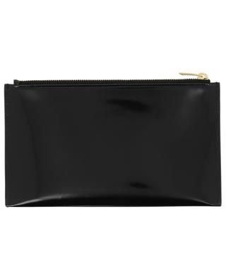 Pochette en cuir verni Monogram SAINT LAURENT PARIS