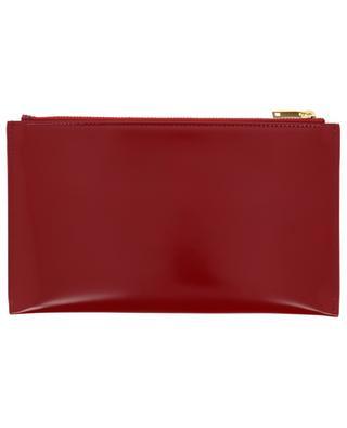Monogram patent leather pouch SAINT LAURENT PARIS