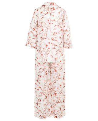 5179 Cruise floral cotton and silk pyjamas ZIMMERLI
