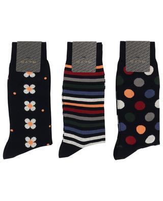 Coffret cadeau chaussettes en coton mélangé ALTO