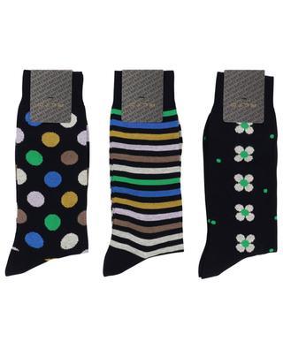 Coffret cadeau chaussettes en coton mélangé ALTO MILANO