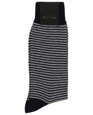 Dylan Short striped socks ALTO MILANO