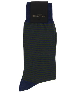 Chaussettes rayées Dylan Short ALTO MILANO