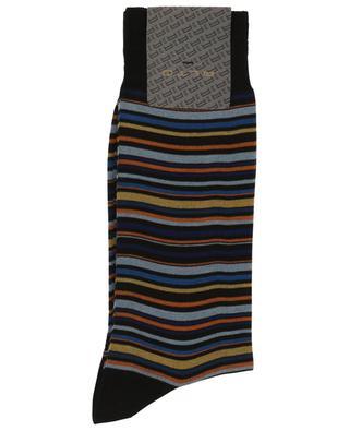 Genjo Short striped socks ALTO MILANO