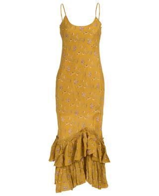 Bambou long viscose dress MES DEMOISELLES