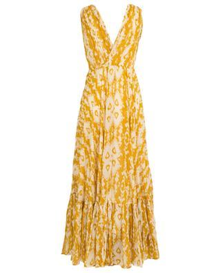 Samarcande long cotton dress MES DEMOISELLES