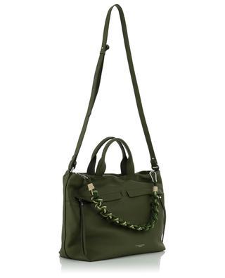 Duna Medium grained leather big handbag GIANNI CHIARINI