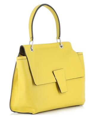 Elettra grained leather handbag GIANNI CHIARINI