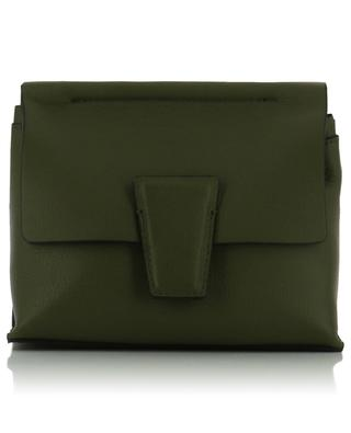 Elettra Small grained leather shoulder bag GIANNI CHIARINI