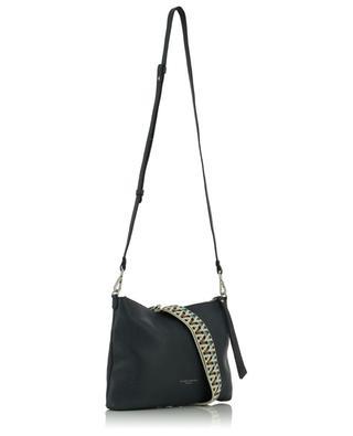 Grained leather bag GIANNI CHIARINI