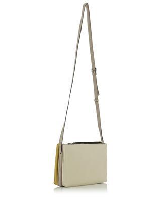 Tricolour leather bag GIANNI CHIARINI