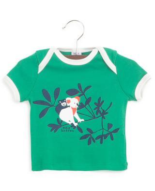 T-Shirt mit Koala-Print PETIT BATEAU