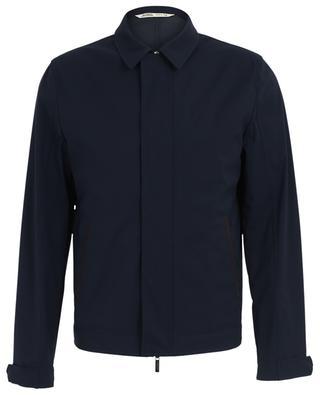 Wool and silk blend lightweight jacket MAURIZIO BALDASSARI