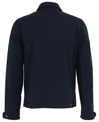 Leichte Jacke aus Woll- und Seidenmischgewebe MAURIZIO BALDASSARI